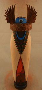 Crow Mother Kachina doll