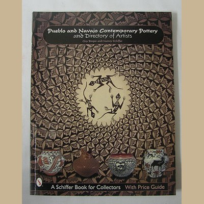 Pueblo and Navajo Contemporary Pottery and Directory of Artists