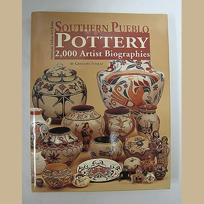 Southern Pueblo Pottery 2,000 Artist Biographies