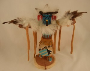 Red Tail Hawk Kachina