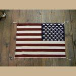 Navajo Flag Rug for Sale By Joanne Begaye