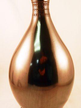 Mata Ortiz Susy D. Martinez Black Vase
