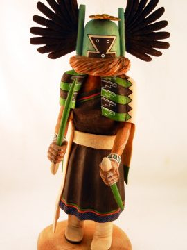 Laguna Raphael Jose Crow Mother Kachina
