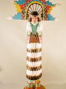 Hopi Wilmer Kaye Shalako Kachina