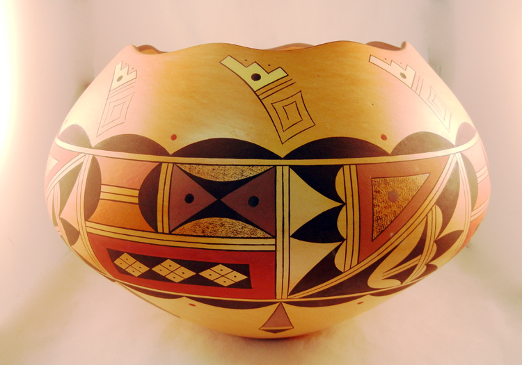 Hopi Stetson Setalla Large Contemporary Jar