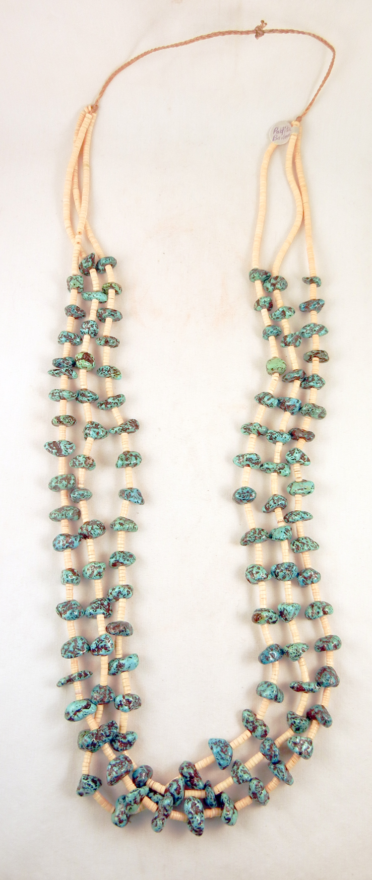 native-american-indian-jewelry-santo-domingo-necklace-turquoise-heishi-pablita-bailon (1)