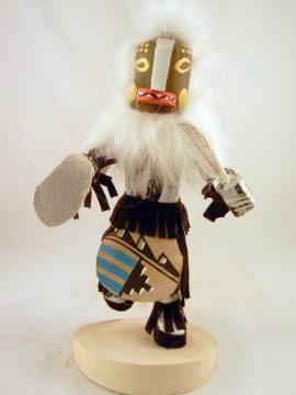 Navajo Harrison Jones Badger Kachina