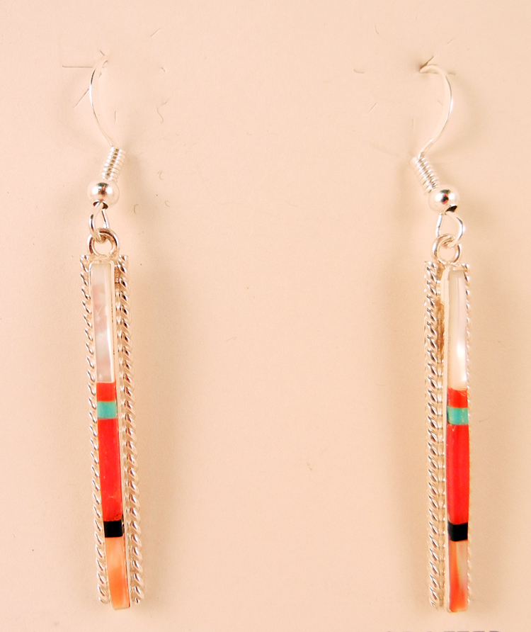 native-american-indian-jewelry-navajo-multi-stone-sterling-silver-inlay-dangles