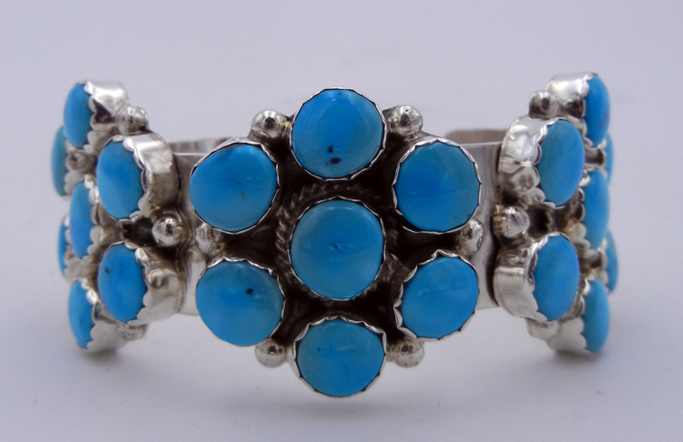 native-american-indian-jewelry-navajo-cuff-bracelet-turquoise-sterling-silver-pearlene-spencer (1)