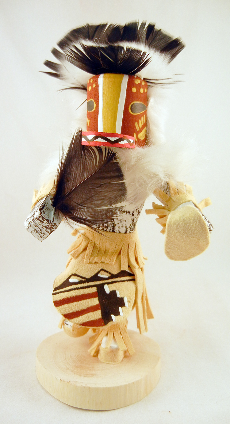 Navajo Harrison Jones Badger Kachina