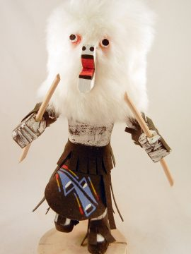 Navajo Harrison Jones Bear Kachina