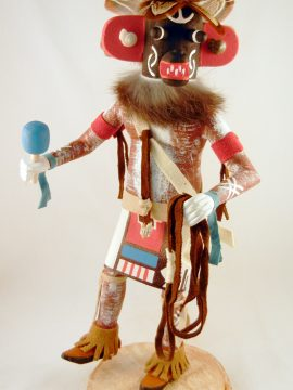 Navajo Arvin Morris Ogre Kachina
