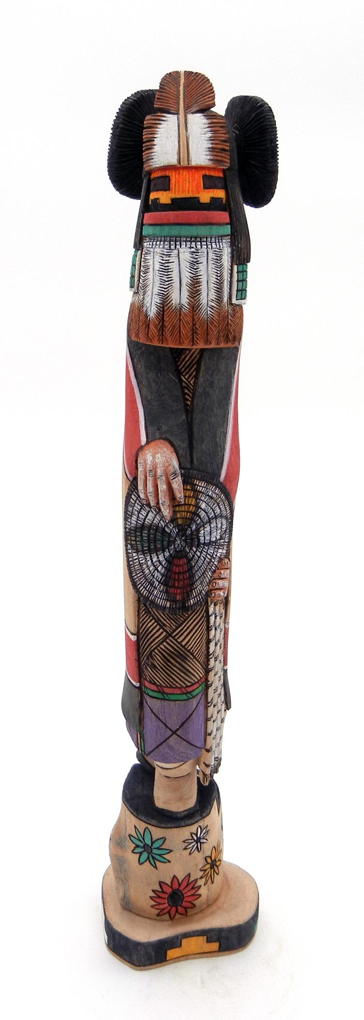 Hopi Kachin Mana (Kachina Maiden/Corn Maiden) Kachina by Jefferson James