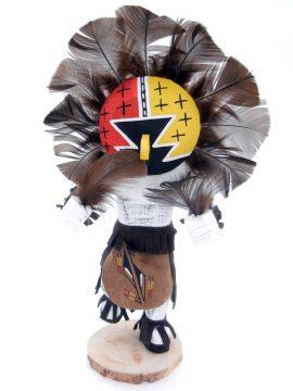 Navajo Harrison Jones Chief Kachina