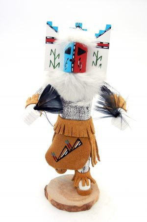 Navajo Corn Dancer Kachina by Harrison Jones