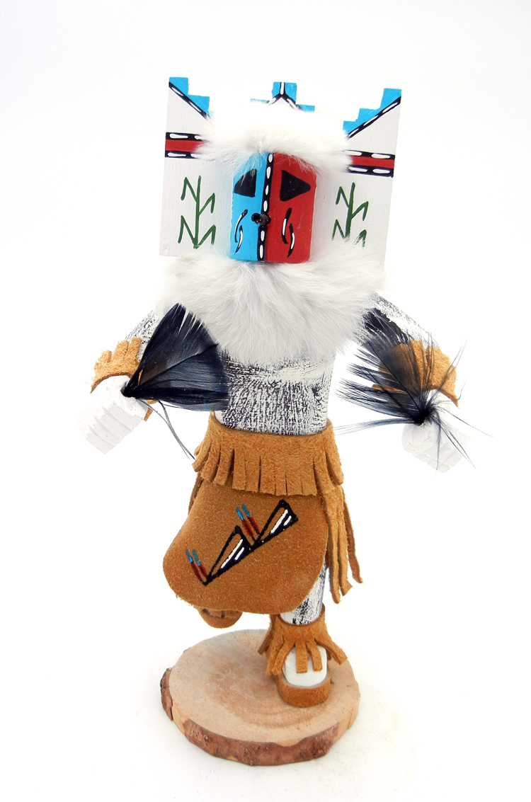 Navajo Harrison Jones Corn Dancer Kachina