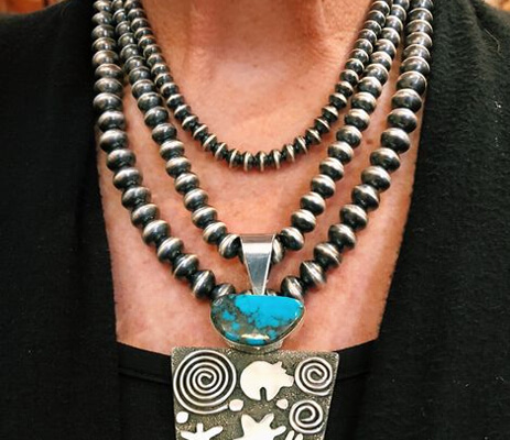 Authentic Native American Necklace