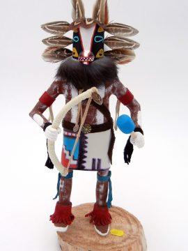 Navajo Arvin Morris Badger Kachina
