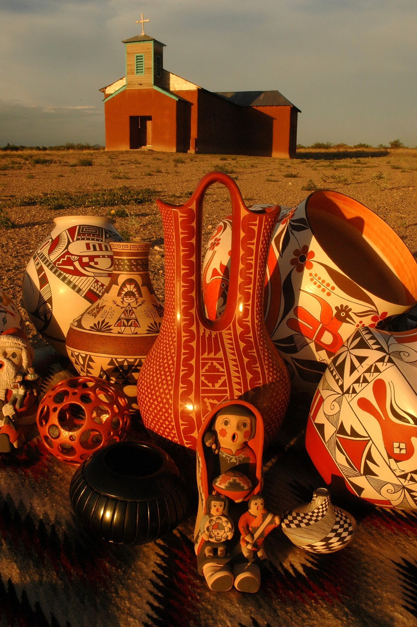 Pueblo Native American Pottery and its Defining Characteristics