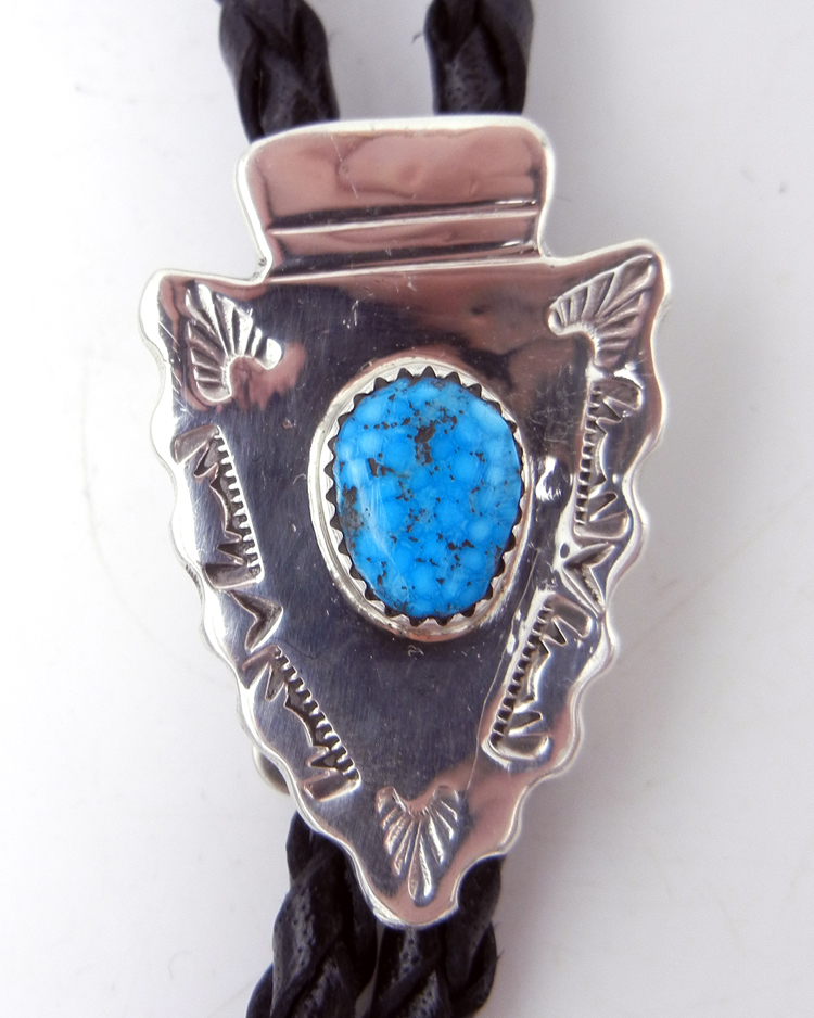 native-american-indian-jewelry-navajo-bolo-ties-turquoise-sterling-silver-arrowhead (2) – Copy