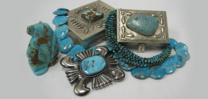The Value of Turquoise: Determining Quality Through Four Factors