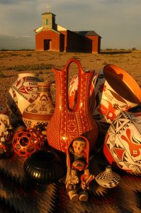 Native American Pueblo Pottery