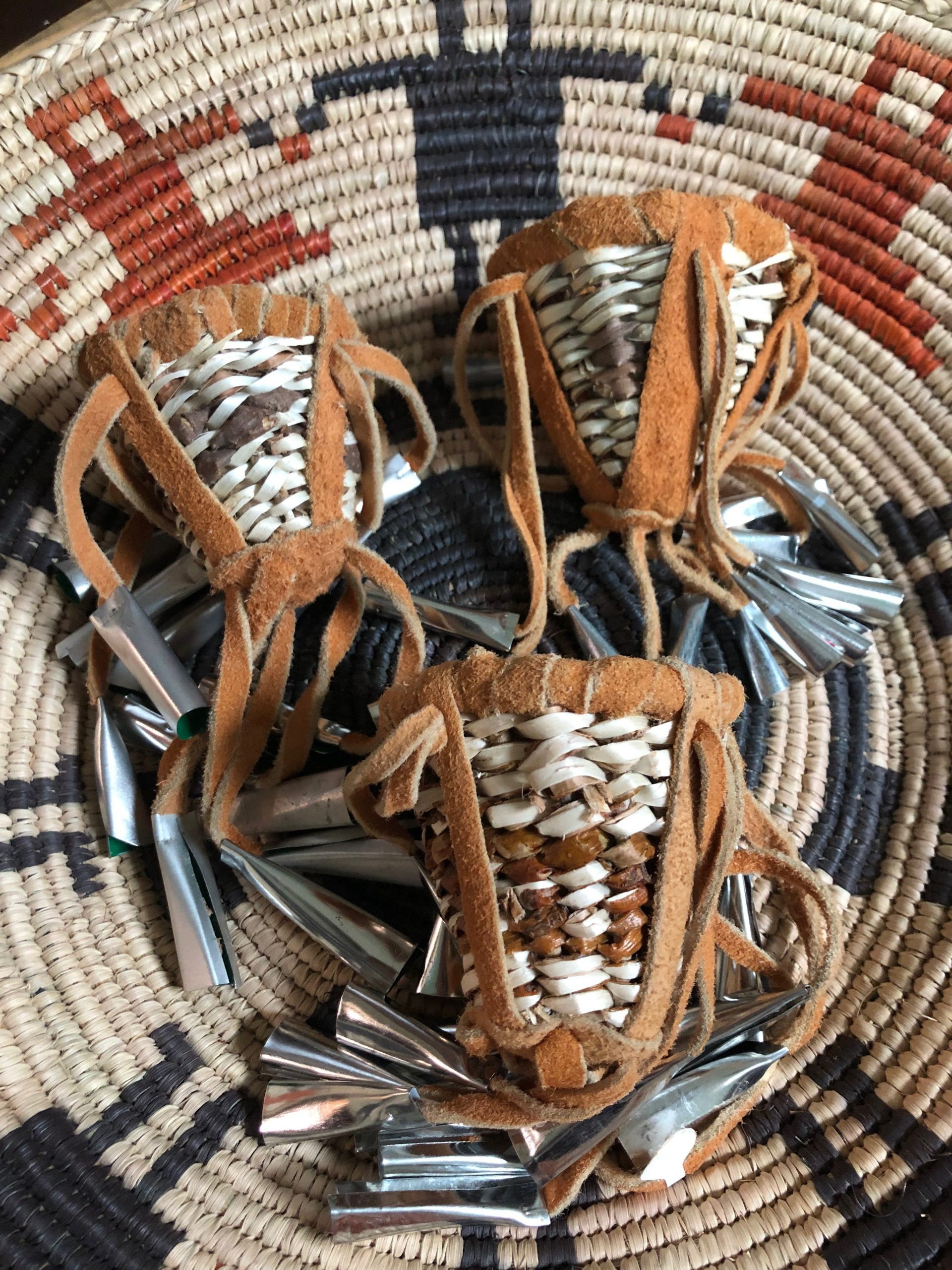 The Apache Burden Basket