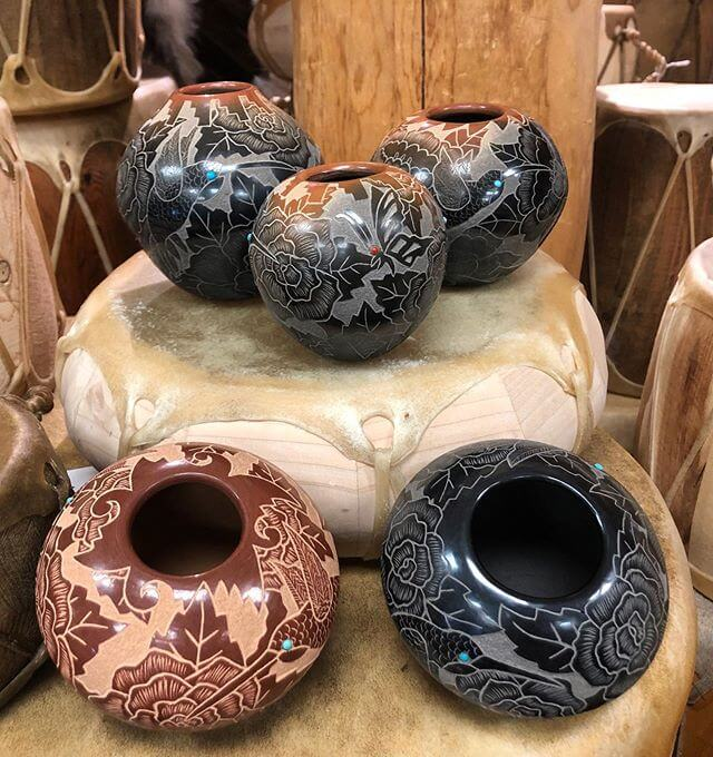 Native American Rings - Palm Trading