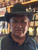 Navajo silversmith Ben Begay