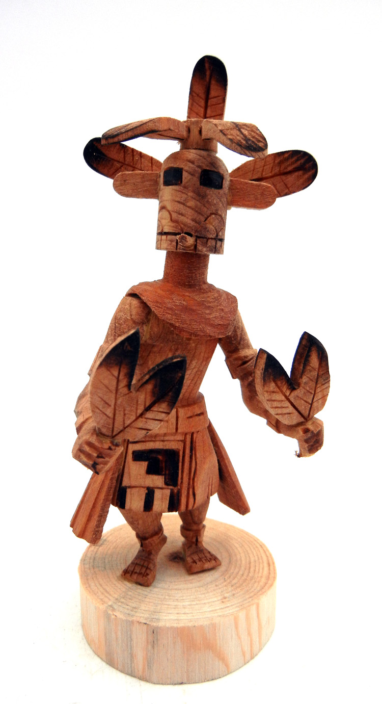 Navajo Robert Platero Morning Singer Kachina Doll