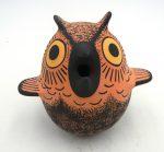 Zuni owl figurine by Danelle Westika