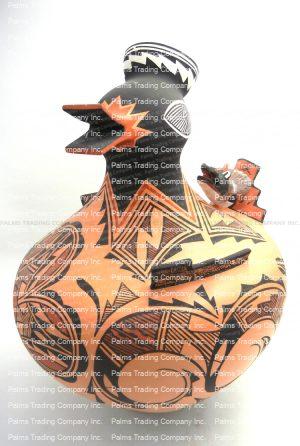 Zuni Large Effigy Duck by Geyisin Westika