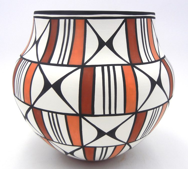 The Making of Acoma Pottery