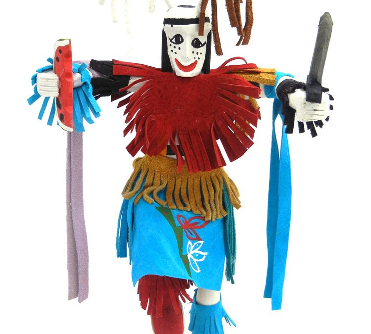 Exploring Clowns in Hopi Culture Through Kachina Dolls