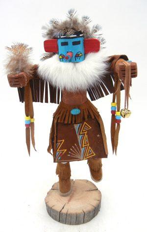 Navajo Morning Singer kachina doll by Victor Abeita