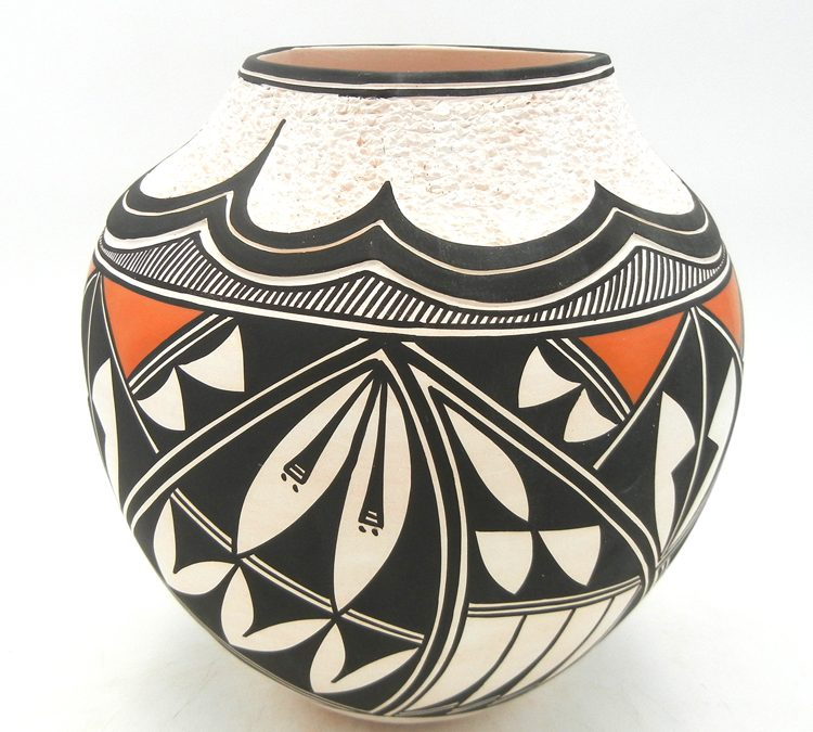 Connection of Pottery to Acoma Culture