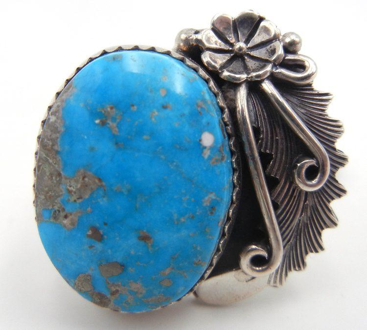 In Love: Vintage Turquoise Rings