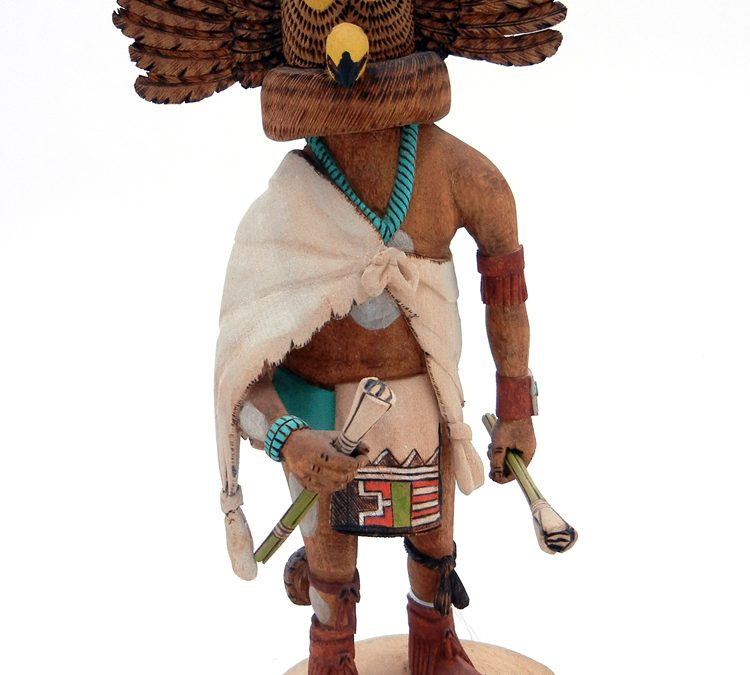 Kachina Dolls: Values and Meanings of Hopi Collectibles