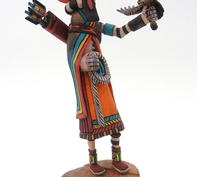 How Kachina Dolls Are Made