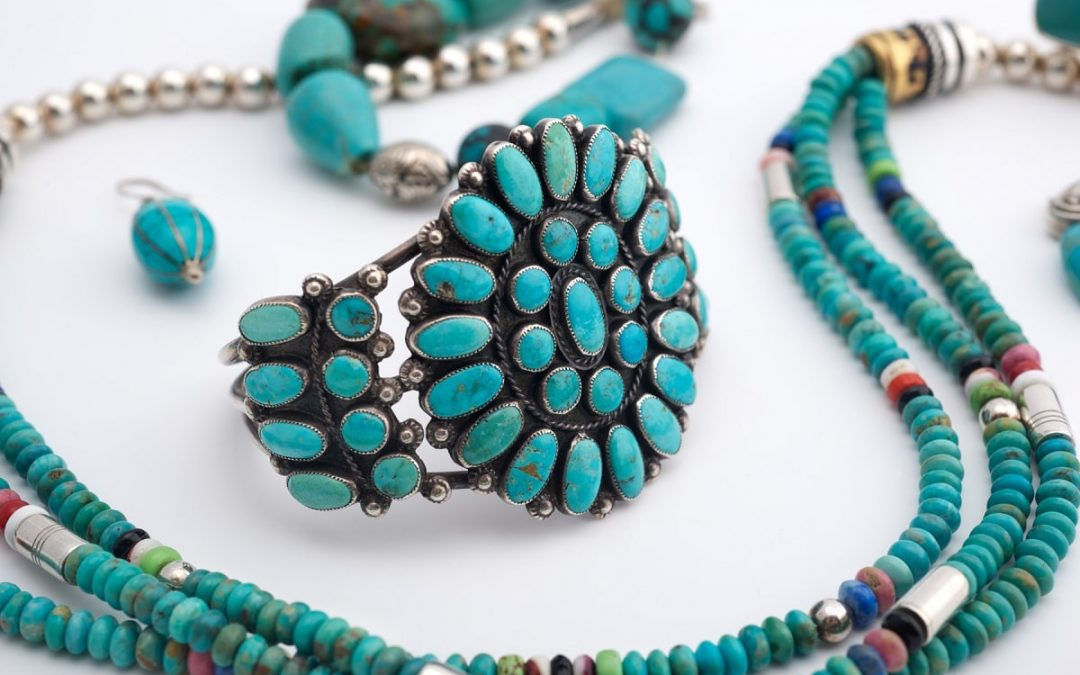 How to Style Turquoise for the Summer