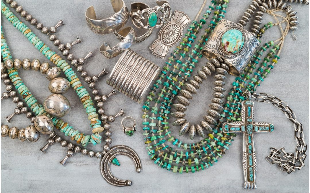 Common Elements in Native American Jewelry