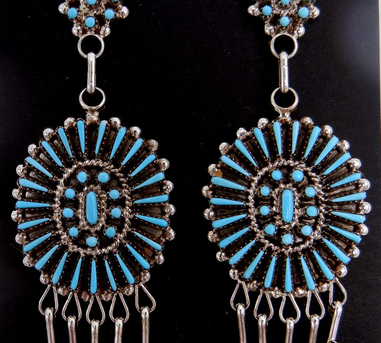 Historical Symbolism of Native American Turquoise Jewelry